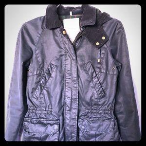 Trafaluc by ZARA navy jacket